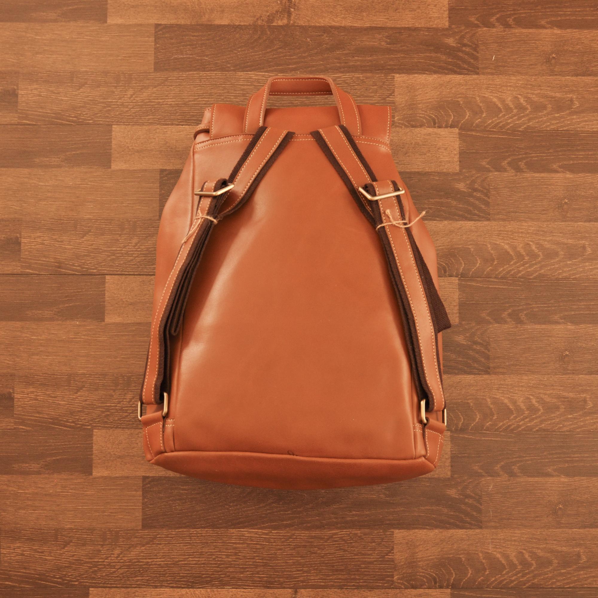 Model 1 - Tan - Back