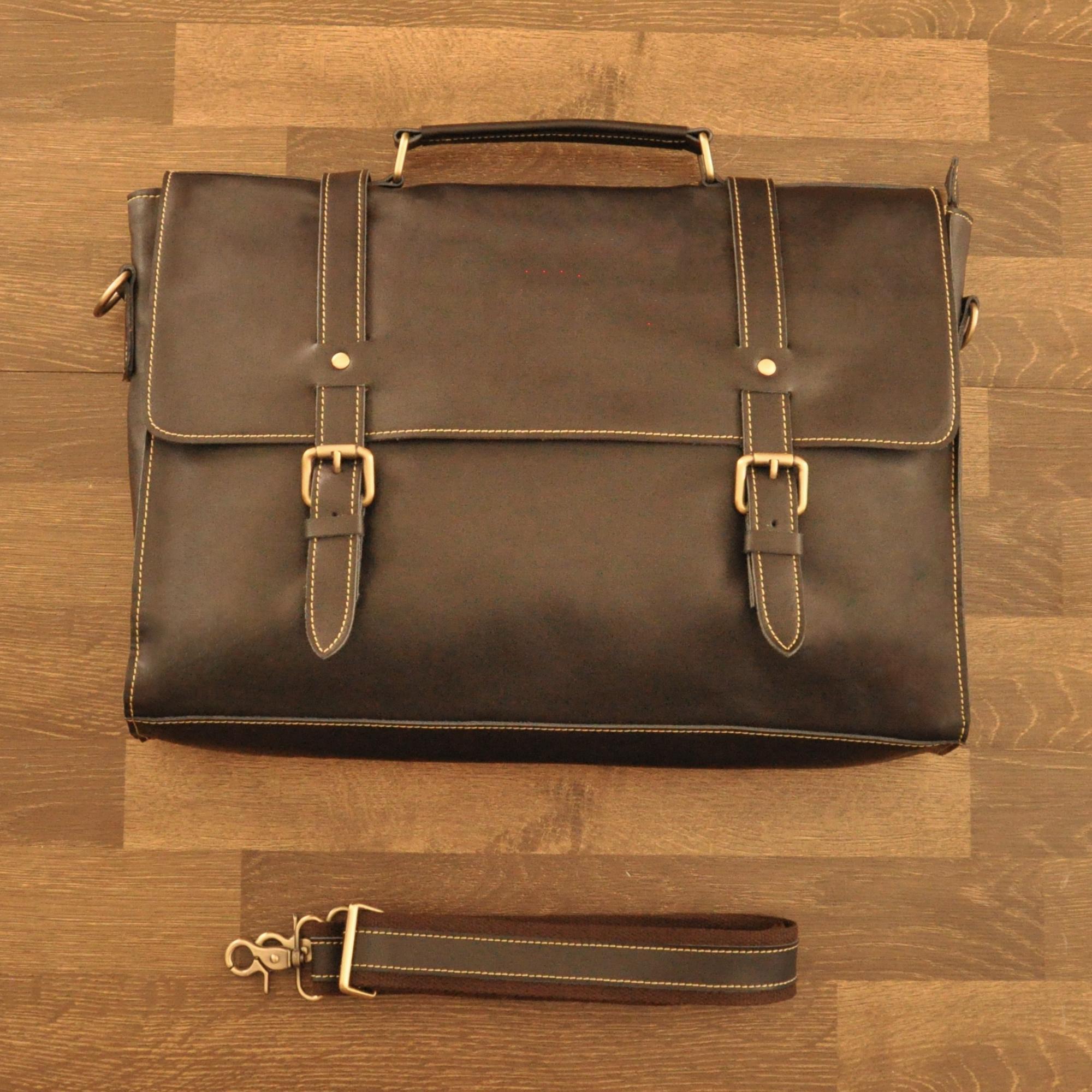 Model 2 - Black -15 inch - Strap