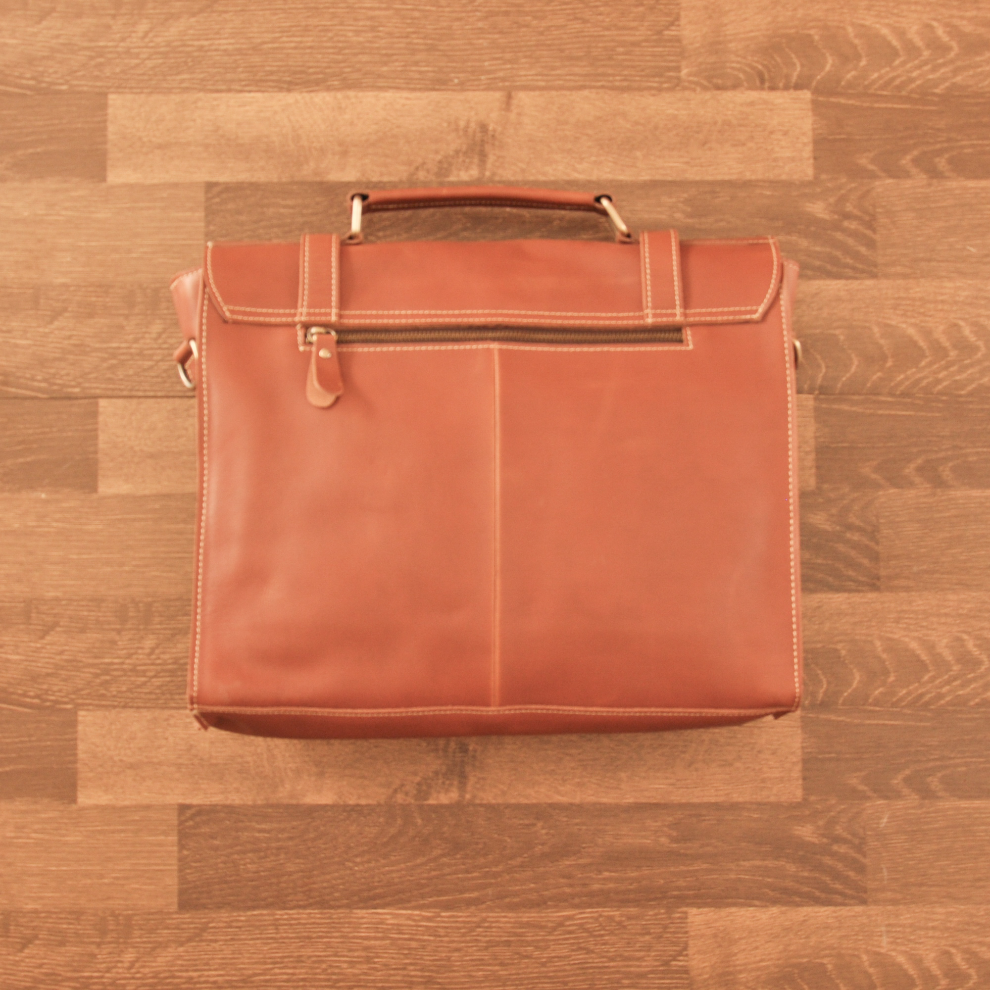 Model 2 - Brown - 13 inch - Back
