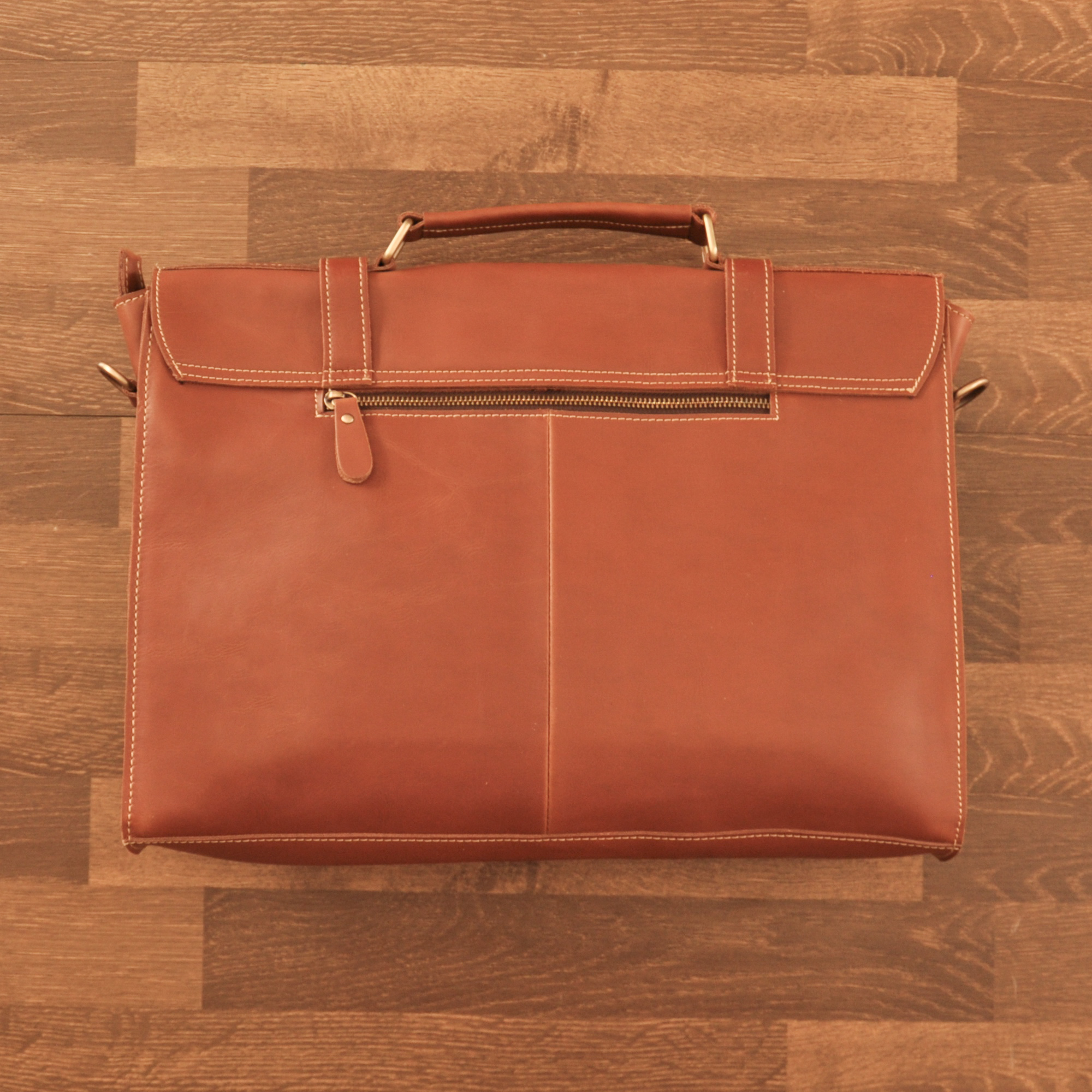 Model 2 - Brown - 15 inch - Back