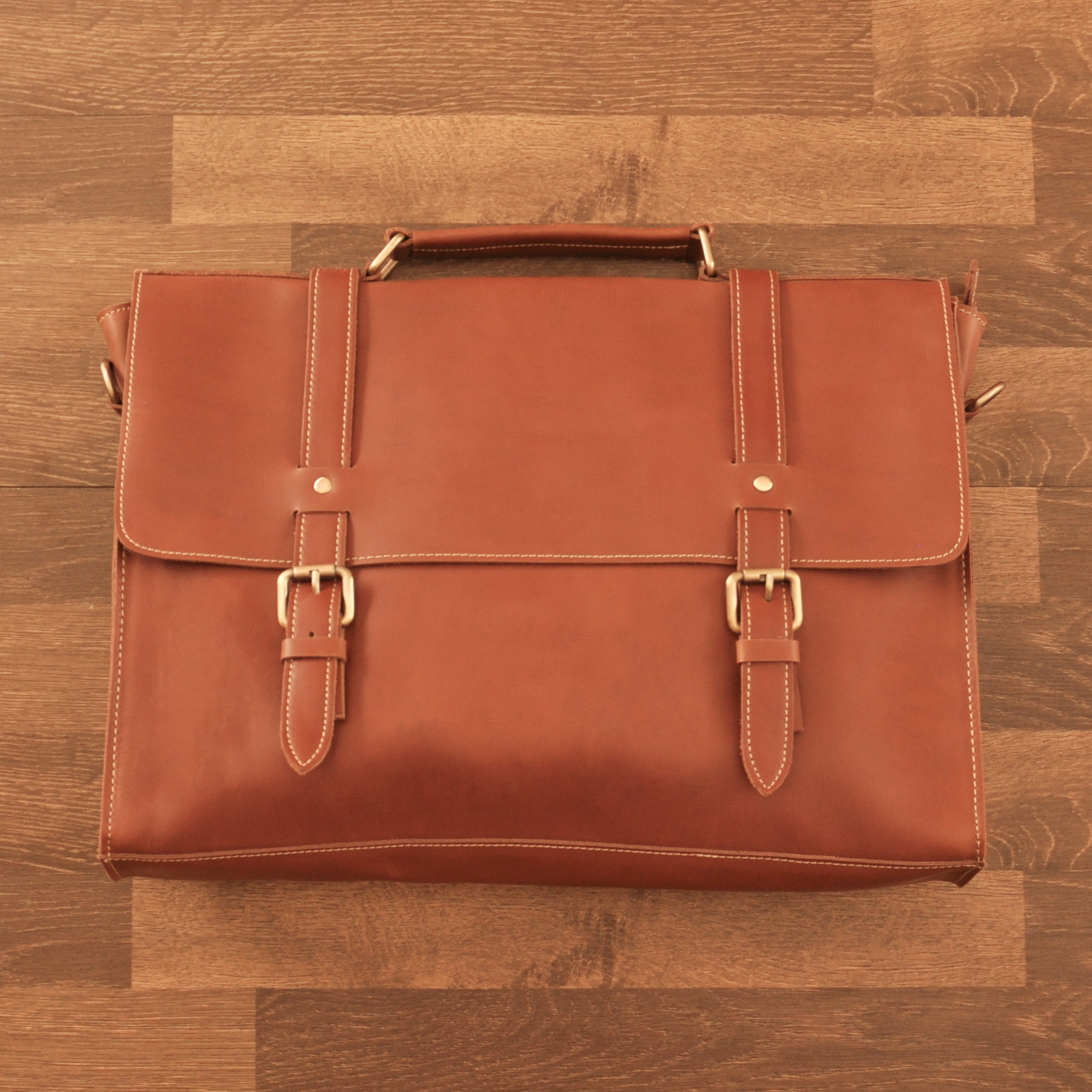 Model 2 - Brown - 15 inch - Front