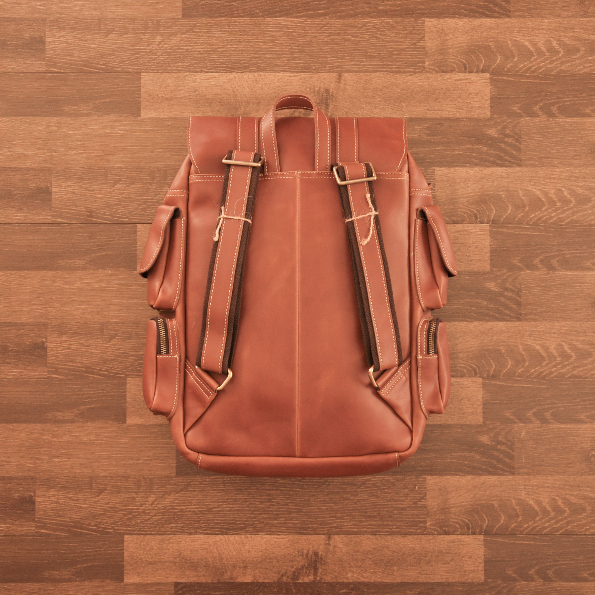 Model 6 - Brown - Back
