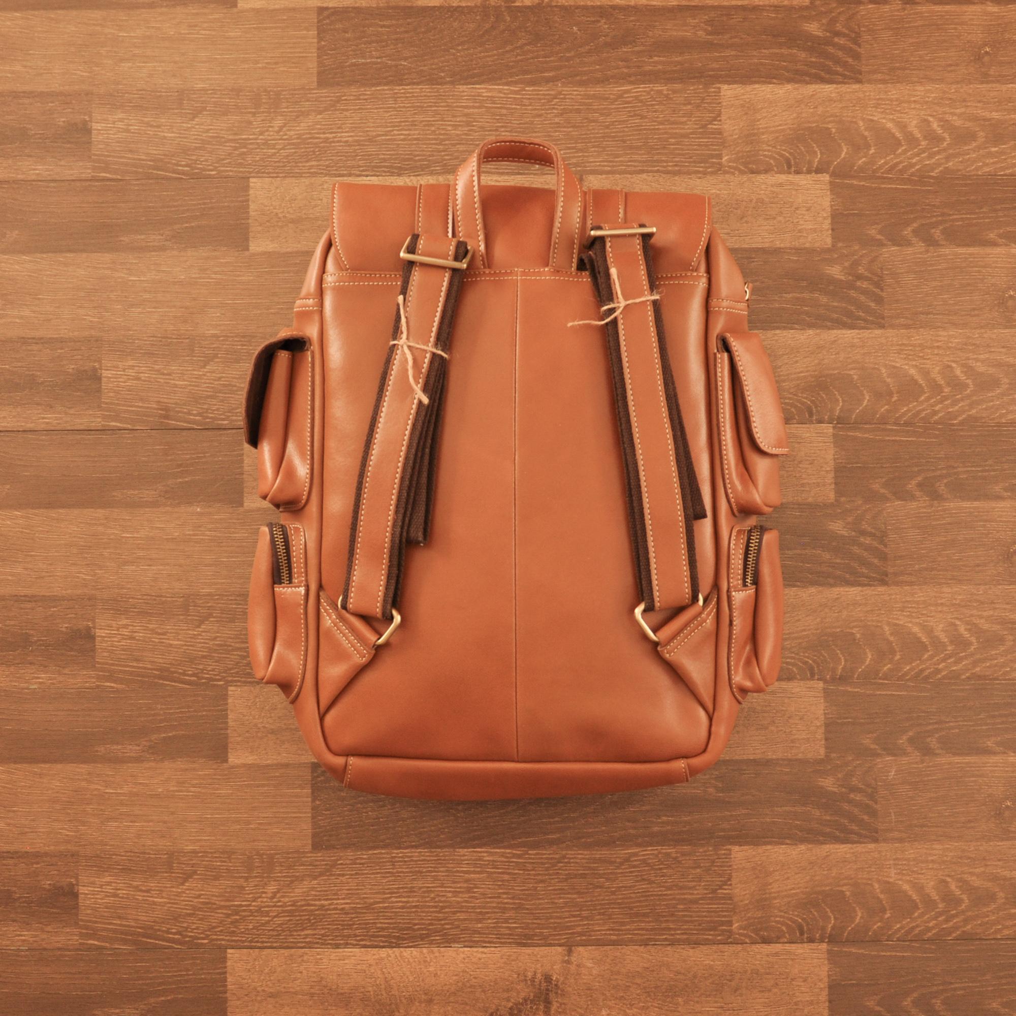 Model 6 - Tan - Back